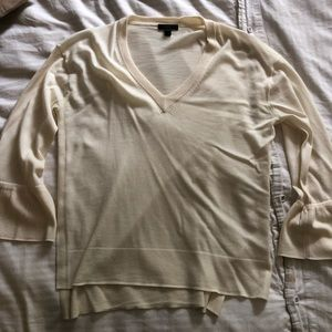 NWOT Bell Sleeve J.Crew Sweater